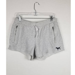 Victoria Secret Heather Gray Shorts Sz M